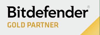 logo bitdefender gold partner