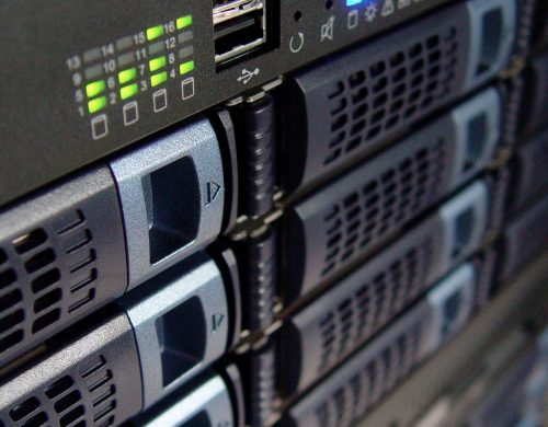 rack-servidor